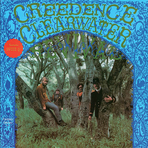 Creedence Clearwater Revival Susie-Q pictures