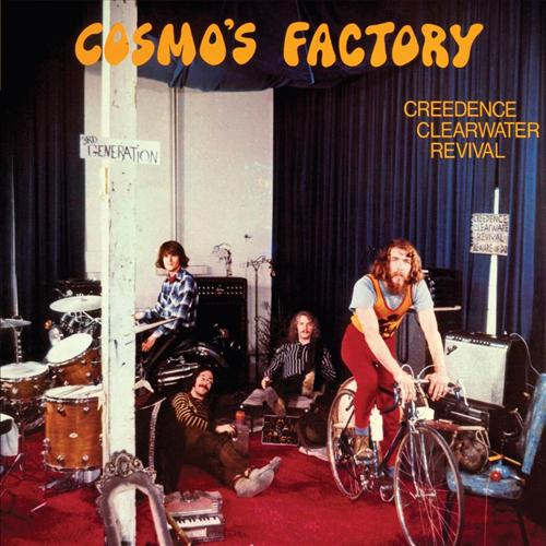 Creedence Clearwater Revival Up Around The Bend profile picture