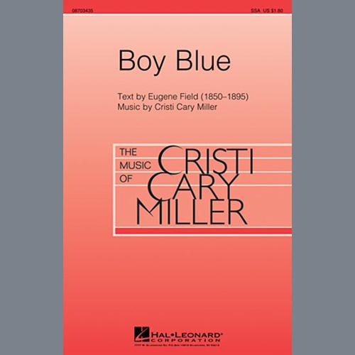 Cristi Cary Miller Boy Blue profile picture