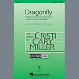 Download Cristi Cary Miller Dragonfly Sheet Music arranged for 3-Part Treble - printable PDF music score including 3 page(s)