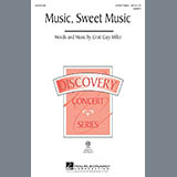 Download Cristi Cary Miller Music, Sweet Music Sheet Music arranged for 3-Part Treble Choir - printable PDF music score including 11 page(s)