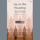 Download Cristi Cary Miller Up On The Housetop Sheet Music arranged for TB - printable PDF music score including 10 page(s)