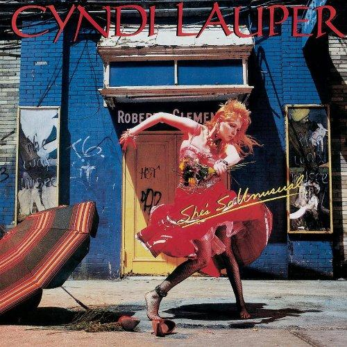 Cyndi Lauper Girls Just Want To Have Fun pictures