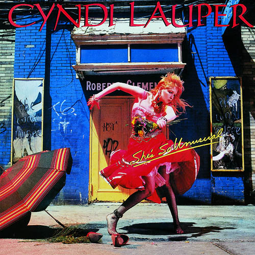 Cyndi Lauper Girls Just Want To Have Fun profile picture