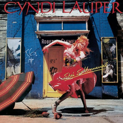 Cyndi Lauper Time After Time pictures