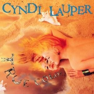 Cyndi Lauper True Colors profile picture