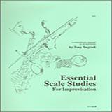 Download Dagradi Essential Scale Studies For Improvisation Sheet Music arranged for Instrumental Method - printable PDF music score including 83 page(s)