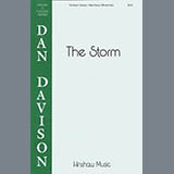 Download or print The Storm Sheet Music Notes by Dan Davidson for TBB Choir