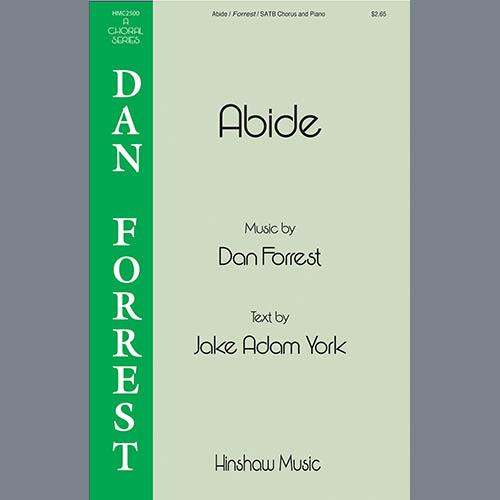 Dan Forrest Abide profile picture