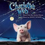 Download or print Charlotte's Web Main Title Sheet Music Notes by Danny Elfman for Piano