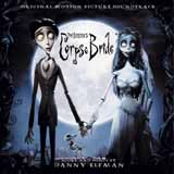 Download or print Corpse Bride (Main Title) Sheet Music Notes by Danny Elfman for Piano
