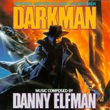 Download or print Darkman Sheet Music Notes by Danny Elfman for Piano