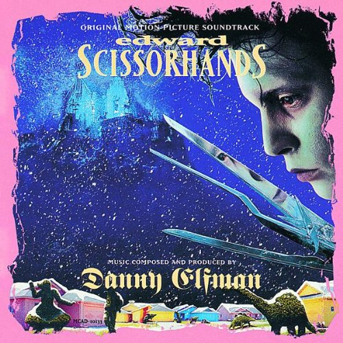 Danny Elfman Introduction (Titles) (from Edward Scissorhands) pictures