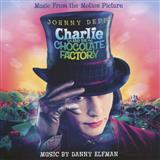 Download or print Wonka's Welcome Song Sheet Music Notes by Danny Elfman for Piano