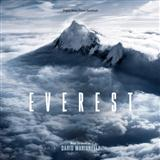 Download or print Starting The Ascent (From 'Everest') Sheet Music Notes by Dario Marianelli for Piano