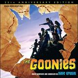 Download or print The Goonies (Theme) Sheet Music Notes by Dave Grusin for Piano