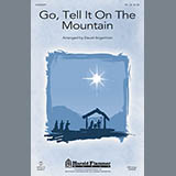 Download David Angerman Go, Tell It On The Mountain Sheet Music arranged for TB - printable PDF music score including 9 page(s)