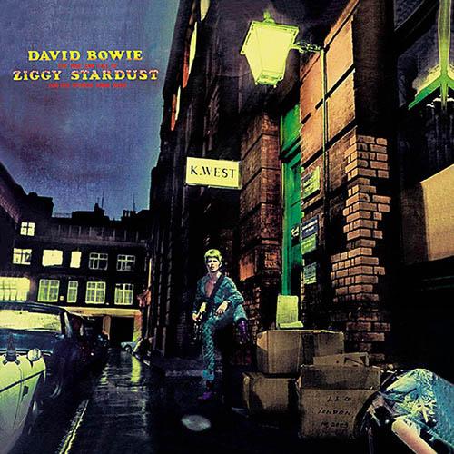 David Bowie Ziggy Stardust profile picture