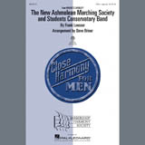 Download or print The New Ashmolean Marching Society And Students Conservatory Band Sheet Music Notes by David Briner for TTBB Choir