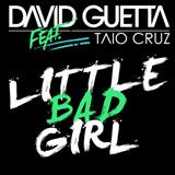 Download David Guetta Little Bad Girl (feat. Taio Cruz) Sheet Music arranged for Piano, Vocal & Guitar (Right-Hand Melody) - printable PDF music score including 7 page(s)