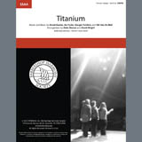 Download David Guetta Titanium (feat. Sia) (arr. Deke Sharon, David Wright) Sheet Music arranged for SSAA Choir - printable PDF music score including 9 page(s)