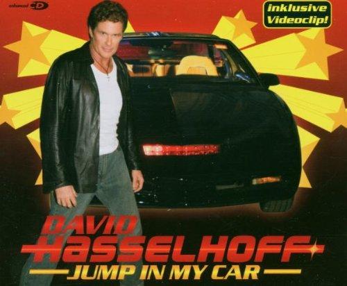 David Hasselhoff Jump In My Car profile picture