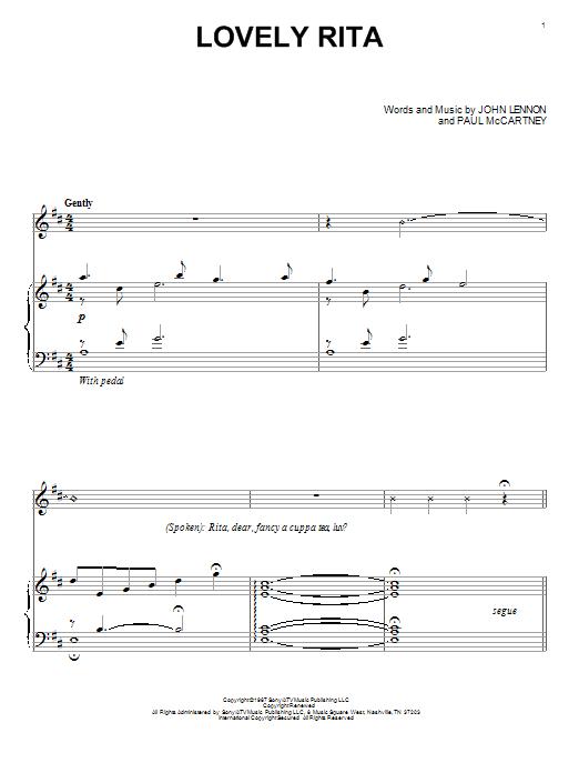 David Lanz Lovely Rita sheet music notes and chords