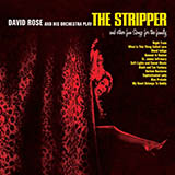 Download or print The Stripper Sheet Music Notes by David Rose for Piano