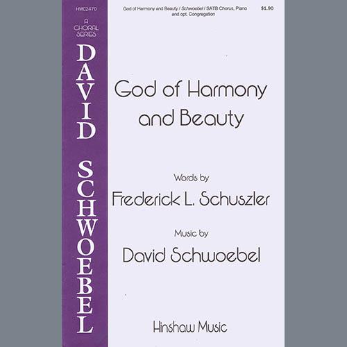 David Showoebel God Of Harmony And Beauty profile picture