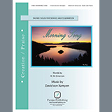 Download or print Morning Song Sheet Music Notes by David Von Kampen for Piano & Vocal