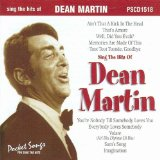Download Dean Martin I Feel A Song Comin' On Sheet Music arranged for Piano, Vocal & Guitar (Right-Hand Melody) - printable PDF music score including 6 page(s)