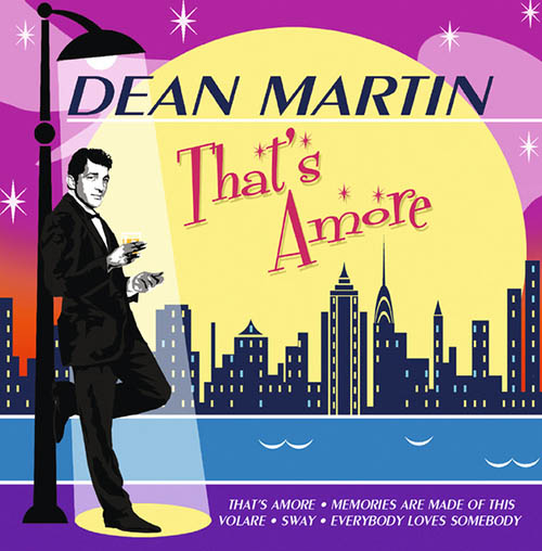 Dean Martin That's Amore (That's Love) profile picture