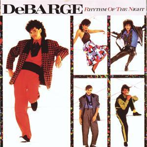 DeBarge Rhythm Of The Night pictures