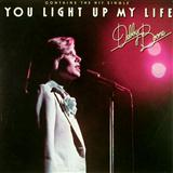 Download or print You Light Up My Life Sheet Music Notes by Debby Boone for Piano