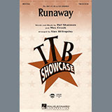 Download Del Shannon Runaway (arr. Alan Billingsley) Sheet Music arranged for TBB Choir - printable PDF music score including 11 page(s)