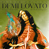 Download Demi Lovato Dancing With The Devil Sheet Music arranged for Piano, Vocal & Guitar (Right-Hand Melody) - printable PDF music score including 7 page(s)