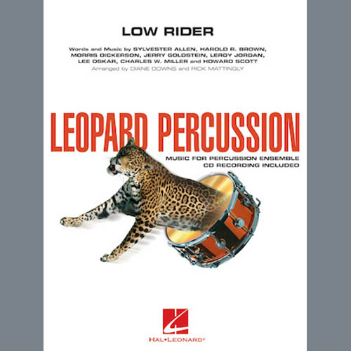 Diane Downs Low Rider - Timbales profile picture