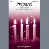 Download Diane Hannibal & Douglas Nolan Prepare! (An Anthem For Advent) Sheet Music arranged for 2-Part Choir - printable PDF music score including 6 page(s)