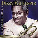Download Dizzy Gillespie A Night In Tunisia Sheet Music arranged for Organ - printable PDF music score including 5 page(s)