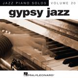 Download or print Dark Eyes Sheet Music Notes by Django Reinhardt for Piano