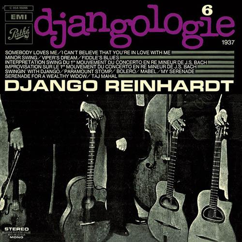 Django Reinhardt Honeysuckle Rose profile picture
