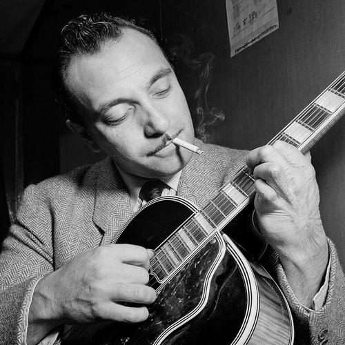 Django Reinhardt The World Is Waiting For The Sunrise profile picture