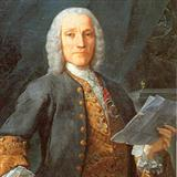 Download or print Minuet In A Minor, L. 217 Sheet Music Notes by Domenico Scarlatti for Piano