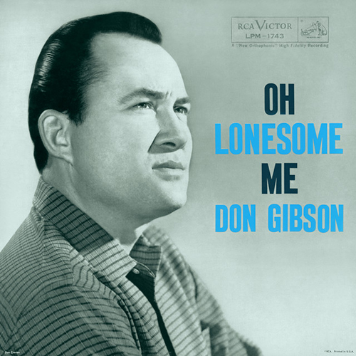 Don Gibson Oh, Lonesome Me profile picture