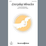 Download Donna Butler Douglas Everyday Miracles Sheet Music arranged for Unison Voice - printable PDF music score including 3 page(s)