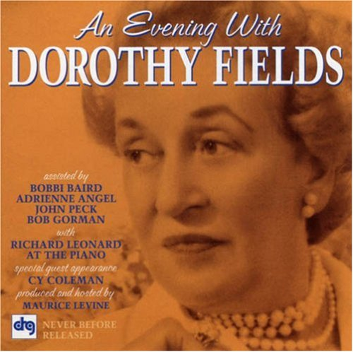 Dorothy Fields On The Sunny Side Of The Street profile picture