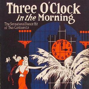 Dorothy Terriss Three O'Clock In The Morning profile picture