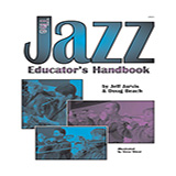 Download or print The Jazz Educator's Handbook - Part 2 Sheet Music Notes by Doug Beach and Jeff Jarvis for Instrumental Method