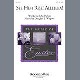 Download Douglas E. Wagner See Him Rise! Alleluia! - Timpani Sheet Music arranged for Choir Instrumental Pak - printable PDF music score including 1 page(s)