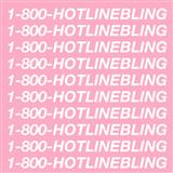 Download Drake Hotline Bling Sheet Music arranged for Piano, Vocal & Guitar (Right-Hand Melody) - printable PDF music score including 6 page(s)